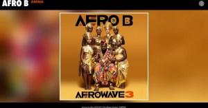 Afro B - Tony Matterhorn One Africa skit